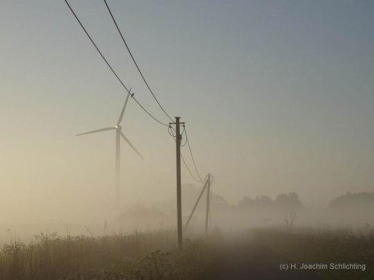 Windenergietransport